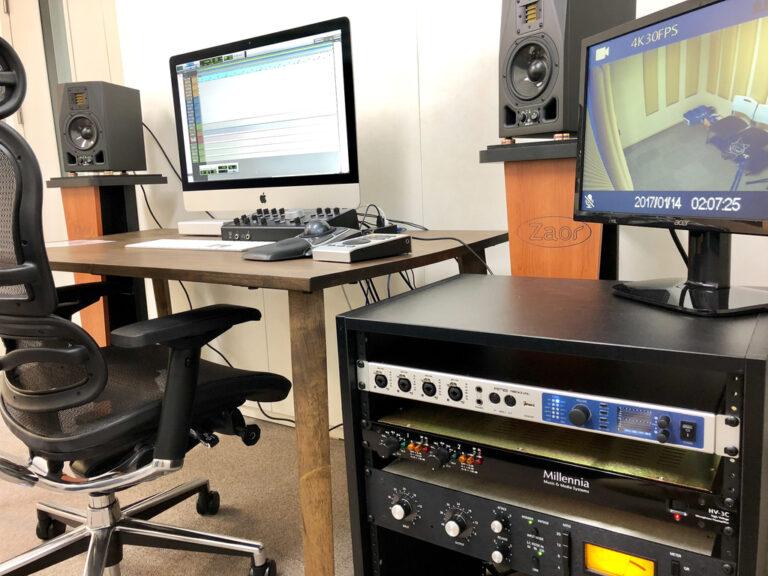 2018年に行われたAudiostock Recordingにて収録した楽曲をご紹介します
